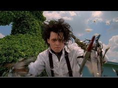 ▶ Edward Scissorhands (1990) - Trailer (HD/1080p) - YouTube