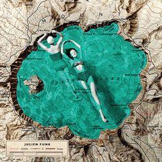 Julien Funk Album Artwork on Behance