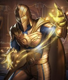 Doctor Fate by Infinity1729 #Infinity1729 #DoctorFate #KentNelson #AllStarSquadron #JusticeSocietyofAmerica #LordsofOrder #JSA #JusticeSociety #JusticeLeague #JL #SentinelsofMagic #Nabu
