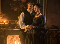 The Surprising Way Outlander Is Handling Sex in Season 2.