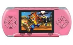 LCD Portable Game Console !