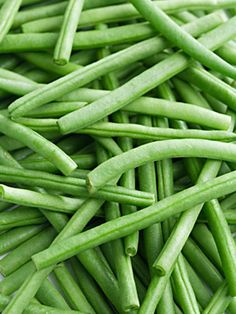 Loaded with fiber, greenbeans can help lower cholesterol and stabilize blood sugar, making them an excellent choice for people with diabetes. Try this Garlicky Green Beans recipe for a tasty dinner side dish.