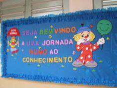Resultado de imagem para painel de boas vindas para escola