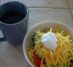Cafe Yumm infamous Yumm bowl recipe with sauce