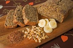 glutenfreies Mandelbrot für Kinder