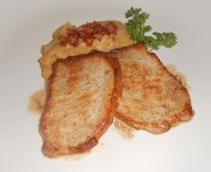 Chef JD's Comfort Cuisine: Grilled Pork Loin Cutlets and Ponch Maip