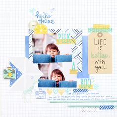 New Amy Tangerine Finders Keepers Collection Inspiration - Scrapbook.com