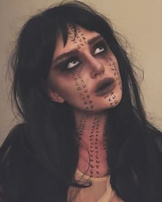 Mummy Makeup, Witchy Makeup, Halloween Makeup Witch, Halloween Looks, Costume Makeup, Egyptian Makeup, Coachella Makeup, Tribal Makeup, Media Makeup