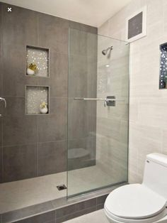 Shower Design for Small Bathroom. 20 Shower Design for Small Bathroom. Modern Bathroom Design Ideas with Walk In Shower Small Bathroom With Shower, Tiny House Bathroom, Bathroom Renos, Bathroom Design Small, Bathroom Layout, Bathroom Renovations, Bathroom Interior, Master Bathroom, Bathroom Designs