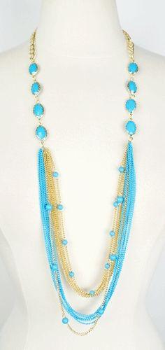 Carolina in my Mind necklace from Vestique!