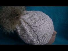 Videolu, Diyagonal Örgü Şapka Yapılışı - Mimuu.com