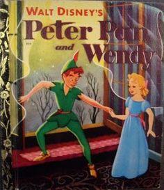wendy and peter pan   Peter Pan and Wendy
