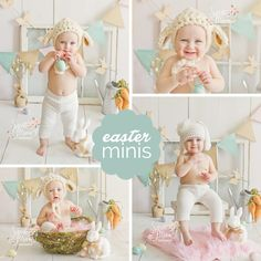 Dayton Ohio Easter Mini Sessions — Sweet Bloom Photography
