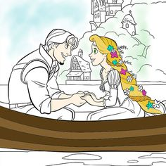 Disney Book Week Colouring Pages