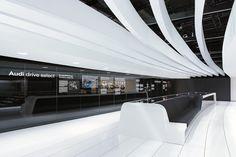 Audi - IAA Frankfurt 2007 | Schmidhuber | Exhibition Design