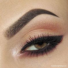 Instagram / crystalcandymakeup pinned by @stylexpert