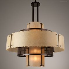 By juxtaposing visually engaging materials like fused crystal, woven mesh and textured kiln-fired glass, our most popular drum fixtures elevate interiors instead of simply blending into them.