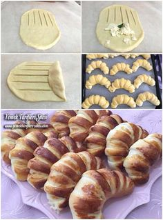 This post was discovered by Li Low Carb Desserts, Dessert Recipes, Cute Baking, Bread Shaping, Fingerfood Party, Quick Cake, Savory Pastry, Cooking Cake, Baking And Pastry