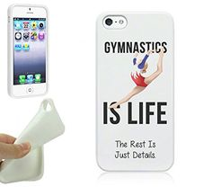 Gymnastics iphone case by nickyprints(tm) - gymnast is life gymnastics quote girls teens unique designer gloss. Iphone 6, Iphone Cases Disney, Cool Iphone Cases, Cute Phone Cases, 5s Cases, Gymnastics Quotes, Gymnastics Outfits, Gymnastics Girls, Gymnastics Leotards