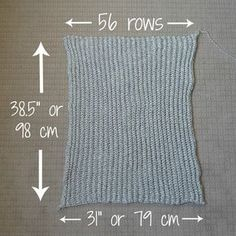 image. Tutorial for long sweater shrug & instructions for adding a ribbed collar.