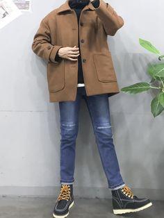 마리쉬♥패션 트렌드북! Korean Fashion Men, Asian Fashion, Boy Fashion, Mens Fashion, Fashion Outfits, Fashion Tips, Korean Outfits, Boy Outfits, Style Masculin