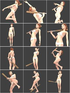 Sims 4 Poses, Sims 4 Couple Poses, Human Poses Reference, Pose Reference Photo, 3d Pose, Sims 4 Stories, Manga Poses, Sims 4 Dresses, Sims 4 Build