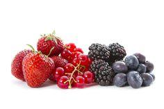 Propiedades de las frutas rojas