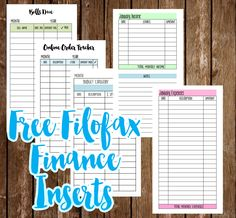 Today I will be sharing with you one of my most useful sections in my filofax! I have been using my Personal Filofax Original for months now and I have just finished perfecting its setup. I will do a setup post in the future but for now I wanted to share my financial section. I …Continue Reading...