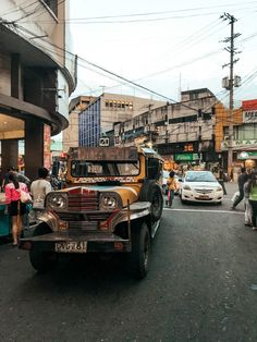 Philippines Cities, Manila Philippines, Badass Aesthetic, City Aesthetic, Urban Photography, Street Photography, Philippine Art, Jeepney, Black And White Picture Wall