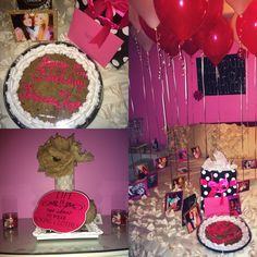 Loved surprising my best friend for her 19th birthday.