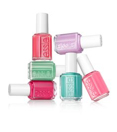 Nail Colors, Nail Polish Trends, Nail Care & At-Home Manicure Supplies by Essie. Shop nail polishes, stickers, and magnetic polishes to create your own nail art look. Neon Nail Polish, Nail Polish Bottles, Neon Nails, Nail Polish Colors, Love Nails, How To Do Nails, Nail Polishes, Essie Polish, Gorgeous Nails