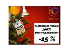 Joulukalenterin 4. luukku | Hieronta Leppävaara | Hieronta IO-Klinikka