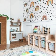 TROFAST white, green, Storage combination with boxes, cm. Buy online or in-store! Loft Playroom, Montessori Playroom, Toddler Playroom, Playroom Design, Kids Room Design, Playroom Decor, Baby Room Decor, Ikea Kids Playroom, Ikea Trofast Storage