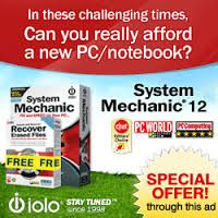 http://systemmechaniccoupon.net/   System Mechanic is now offering 50% off on all of its products. Anyone can avail this wonderful opportunity. Simply use our System Mechanic coupon code to get the discount now.