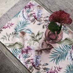Τραβέρσα Gofis Home Evelin Powder Pink - spitishop. Powder Pink, Tapestry, Home, Decor, Hanging Tapestry, Tapestries, Decoration, Ad Home, Homes