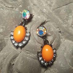 Statement earrings NWT.  Never worn Jewelry Earrings