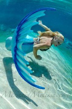 Mermaid sighting in Mermaid Lagoon - YouTube