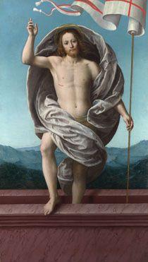 Christ Rising From the Tomb by Gaudenzio Ferrari