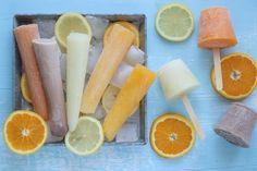 Σοκολατένιο <br>παγωτό παρφέ — Paxxi Pina Colada, Summer Desserts, Yummy Drinks, Sweet Potato, Carrots, Mango, Goodies, Potatoes, Cooking Recipes
