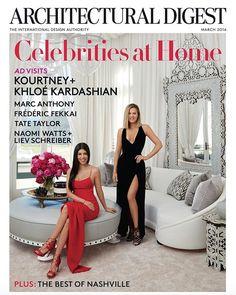 Beautiful casa kourtney e khlo kardashian