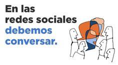 @interlat www.congresoSM.com @pablodimeglio  Volvámonos buenos conversadores en #RedesSociales