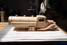 Gas & Oil Truck | Made from Toys and Joys plan. | 45South | Flickr Awesome Woodworking Ideas, Woodworking Plans, Woodworking Projects, Wooden Toy Cars, Cool Websites, Scale Models, Trucks, Explore, Wooden Truck
