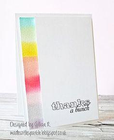 Less Is More - Rainbow (via Bloglovin.com )