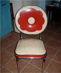 CUTE chair.  Want.