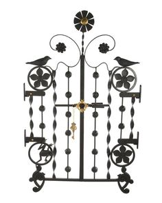 3549 best it s a good thing images in 2019 diy ideas for home Patio Fireplace get free shipping on mackenzie childs secret garden gate at neiman marcus shop the