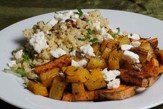 10 Vegetarian Thanksgiving Recipes:   -Potato & Fennel Gratin  -Vegetarian Mushroom Gravy  -Italian Onion & Bean Soup  -Shredded Brussels Sprouts & Apples  -Thanksgiving Tofu Loaf  -Fall Stew Baked in a Whole Pumpkin  -Creamy, Hearty Mushroom Pie  -Simple Cranberry Chutney  -Manicotti Primavera  -Millet Pilaf w/ herb-roasted Squash & Sweet Potatoes