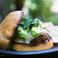 Chipotle Burger by Simply Recipes