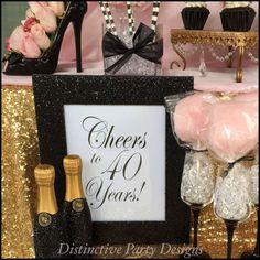 Fashion Birthday Party Ideas | Photo 1 of 16