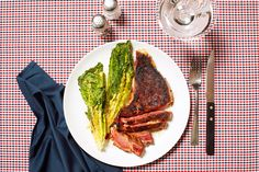 """NYT Cooking: This rub comes from Alan Ashkinaze, the longtime chef de cuisine for Laurent Manrique, a celebrity chef of sorts. Steak, in Mr. Ashkinaze's view, is crucial to the enjoyment of a grilled salad. And by steak, he means rib-eye, thick cut, on the bone.<br/><br/>""""I put a rub on it,"""" he said. """"Cooking at home, over a charcoal fire, I want to have some spice and sugar ..."""