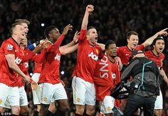 HUUUUOOOOOOOO~~~ #CHAMP20NS #T20PHY #MUFC